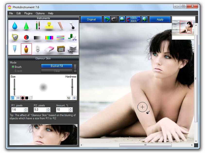 PhotoInstrument. Easy Photo Editor Software ...